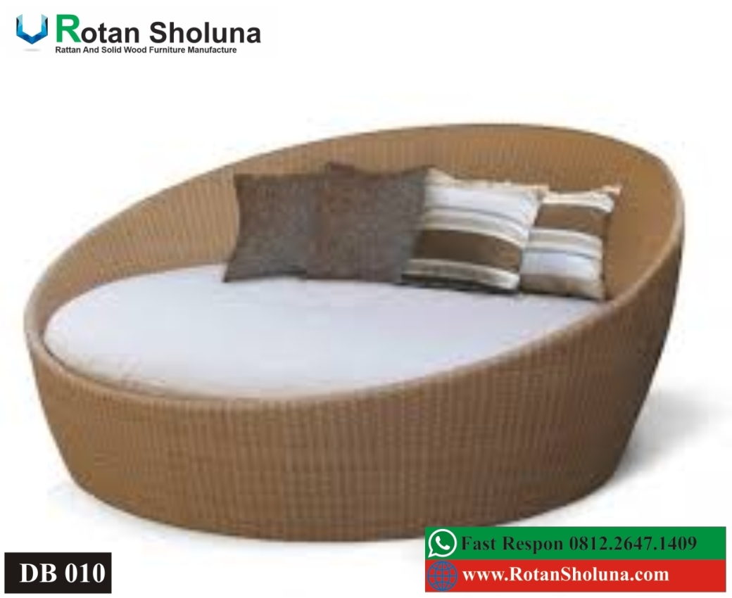 Synthetic Rattan Daybed, Synthetic Rattan Daybeds, Daybed Rattan Synthetic